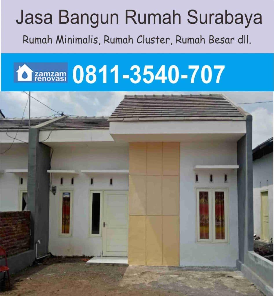 Kontraktor dan Pemborong Borongan Rumah di Surabaya Zamzam Renovasi
