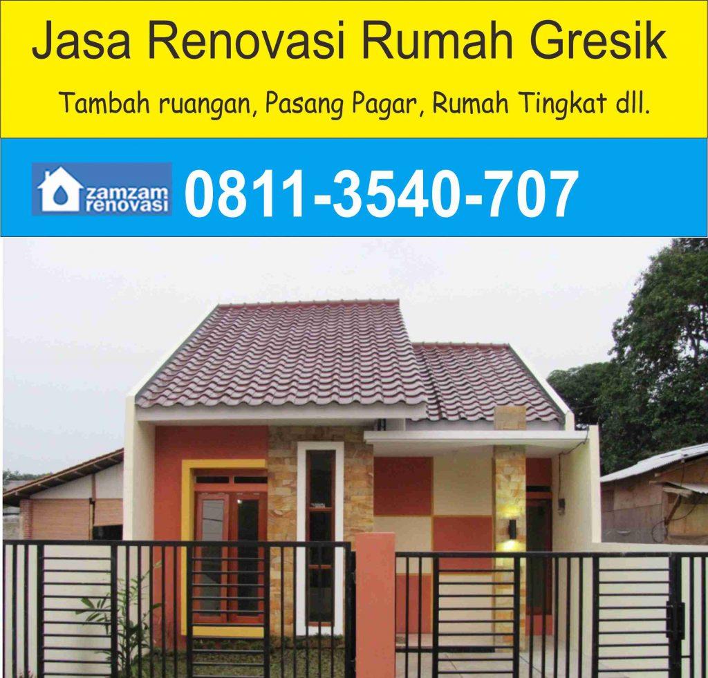 Jasa Kontraktor dan Pemborong Renovasi Rumah di Gresik