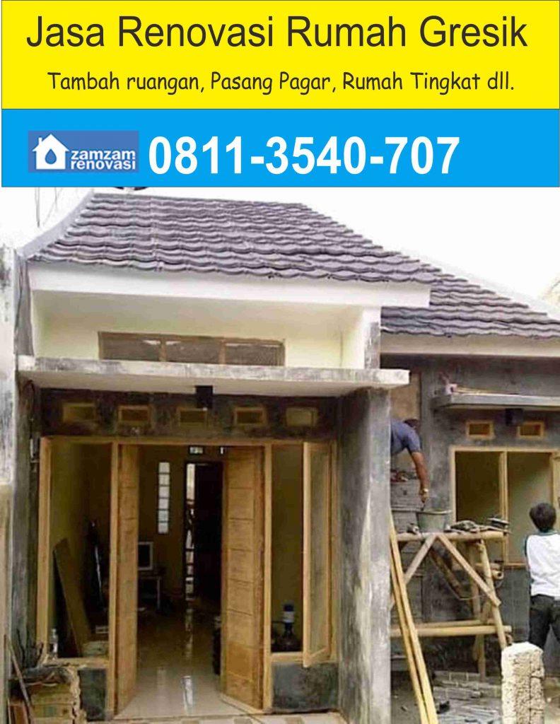 Jasa Kontraktor dan Pemborong Renovasi Rumah Bergaransi